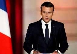 France to Increase Military Presence in East Mediterranean Amid Turkish-Greek Row - Macron