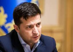 Zelenskyy Says Three Ukrainian Citizens Detained in Belarus During Protests