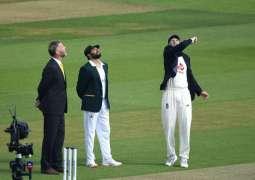Pakistan win toss, bat first in 2nd Test