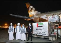 UAE sends medical aid to Pacific Island countries in fight against COVID-19