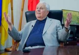 Kravchuk Says Sees No Grounds to Change Composition of Kiev Delegation at Minsk Talks