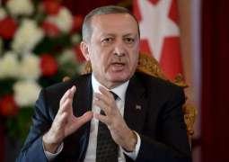 Erdogan Tells Merkel Issues in Mediterranean Should be Resolved Through Dialogue - Ankara