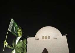 Darren Sammy wishes Independence Day to Pakistan
