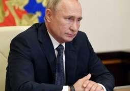 Fresh FOM Poll Says 55% of Russians Trust President Putin
