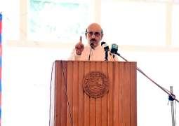Hindutva ideology to tear India apart, warns AJK President