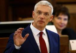 Latvian Prime Minister Says Presidential Election in Belarus Not Fair, Free