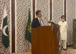 Pakistan says UAE-Israel agreement could have far-reaching implications