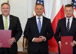 Duda, Pompeo Call for Cessation of Violence in Belarus - Polish Presidential Spokesman