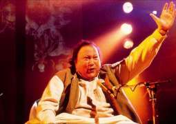 Ustad Fateh Ali Khan's 23rd death anniversary is being observed today