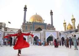 Hazrat Qalandar Lal Shehbaz's shrine reopens again today