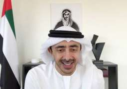 Abdullah bin Zayed chairs 'UAE-India Joint Committee'