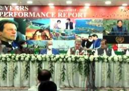 International organizations hail Pakistan's economic performance during two years of PTI's govt, says Hafeez Sheikh
