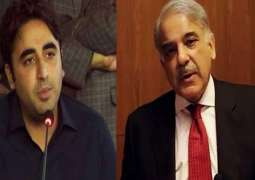 Shehbaz Sharif, Bilawal lashes out at PTI for two years' poor performance