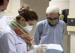 شفاء 93 في المئة من الاصابات بفیروس کورونا في باکستان