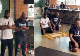 American Boxer Mike Tyson's video offering prayer goes viral