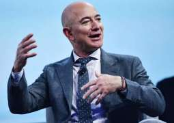 Forbes Names Amazon's Bezos as World's First Person to Be Worth Record $199.7Bln