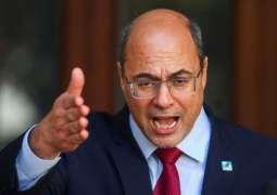 Rio de Janeiro Governor Suspended Over Suspected Corruption - Reports