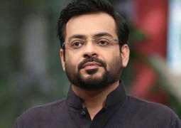 Dr. Amir Liaqat Hussain scoffs at Sindh CM, Saeed Ghani