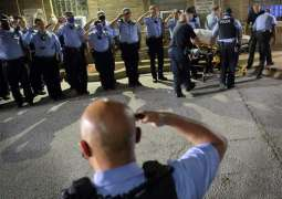 St. Louis Police Officer Dies After Getting Shot in Head, Shooter in Custody