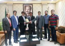 PSX Regional Head visits LCCI