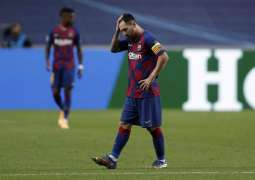 Messi Skips Barcelona Training in Latest Push Away From Club - Reports