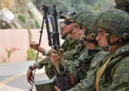 Roughly 6,000 Russian Servicemen Complete Military Drills - Western Military District