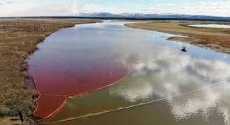 New Oil Spill Near Norilsk Localized, Pumping Pipeline Shut Down - Nornickel Subsidiary