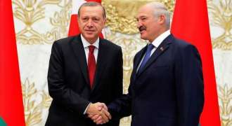 Erdogan Congratulates Lukashenko on Victory at Belarusian Presidential Election
