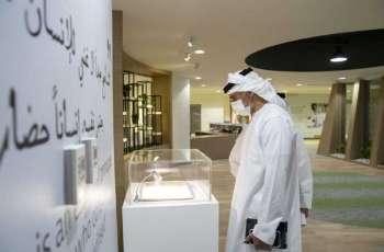 خالد بن محمد بن زايد يطلع على استراتيجية القطاع الاجتماعي في إمارة أبوظبي