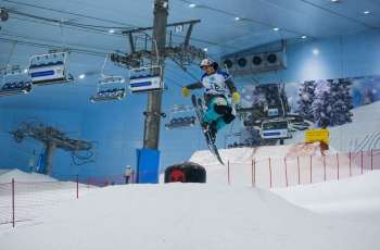 Dubai Sports Council and Ski Dubai to host one of the world's first snow sports competition following COVID-19 closures