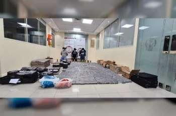 شرطة أبوظبي تحبط ترويج نحو 1.2 مليون حبة مخدرة