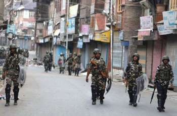 India imposes full curfew in Occupied Kashmir