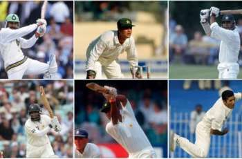 Cricket stars throw their weight behind Azhar Ali's team
