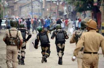 HRW slams imposition of curfew in Occupied Kashmir