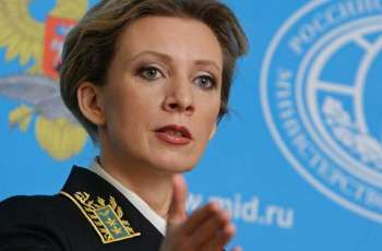 Russian Foreign Ministry Says Situation With Detention of Russians in Belarus Performance