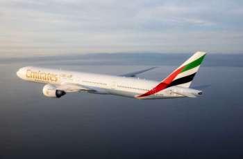 طيران الإمارات تستأنف رحلاتها  إلى الكويت ولشبونة 5 و16 أغسطس