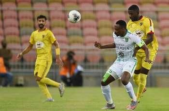 الأهلي يتغلب على الحزم في دوري كأس الأمير محمد بن سلمان لكرة القدم