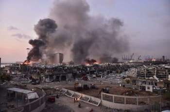Beirut Governor Reports Death of 10 Rescue Workers After Port Blast