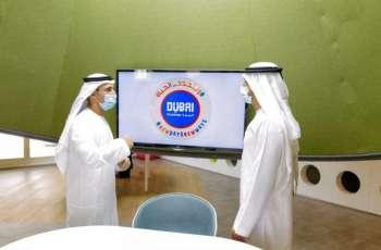 Hamdan bin Mohammed reviews KHDA's preparations for the new school year