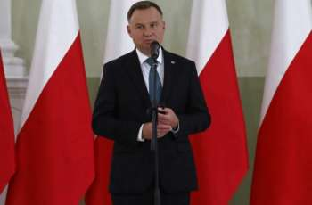 Poland's Re-elected President Andrzej Duda Takes Oath