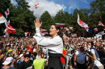 Head of Tikhanovskaya's Campaign Office Detained in Belarus - Press Secretary