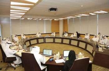 بلحيف النعيمي يترأس اجتماع المجلس التنسيقي لمدراء عموم البلديات في الدولة