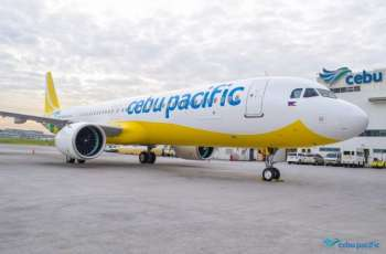 Face shields now required for Cebu Pacific passengers
