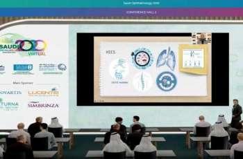 بدء أعمال اجتماع طبّ العيون السعودي 2020 والمعرض الطبي الافتراضي المصاحب له