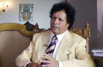 Gaddafi's Cousin Urges Opponents to Forget Past Conflicts, Form New Government in Libya