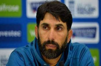Misbah reflects on Pakistan's day at Old Trafford