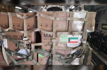 Kuwait sends food aid to Lebanon
