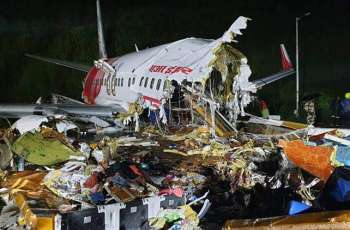 PM expresses grief over loss of lives in Indian Airline crash