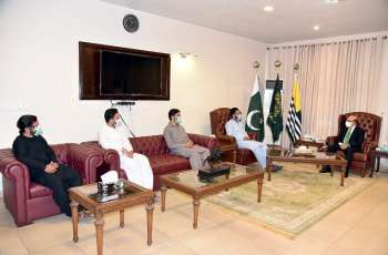 Youth must be ready to help oppressed people in IOJK. AJK President
