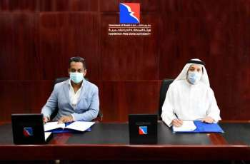 Hamriyah Free Zone announces opening of state-of-art Multi-Functional Offshore & Repair Facility